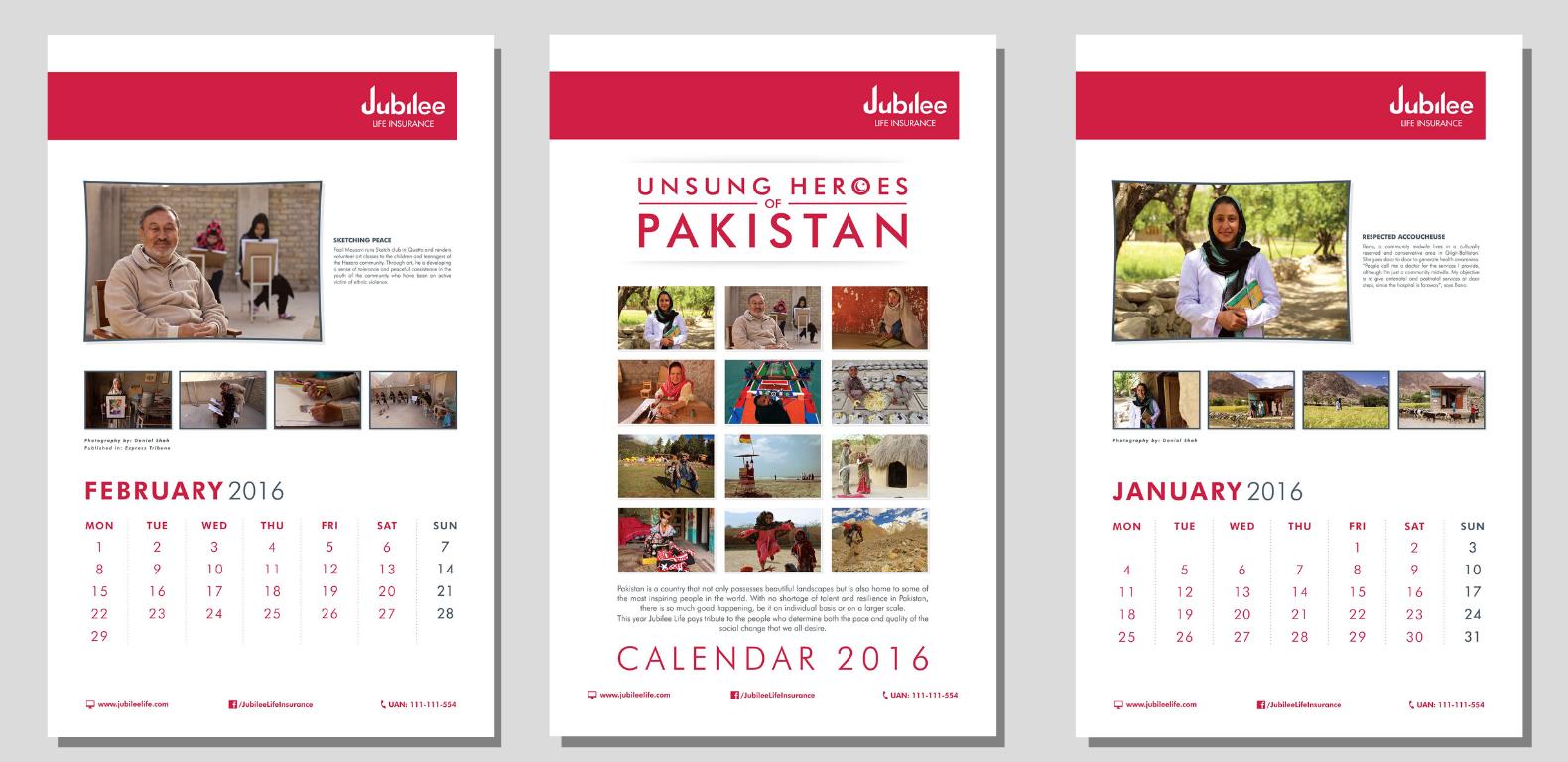 Centerspread-calendar-design-jubilee-life-Insurance