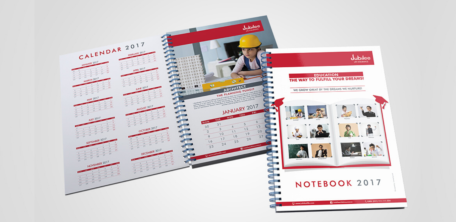 Centerspread-notebook-design-jubilee-life-Insurance