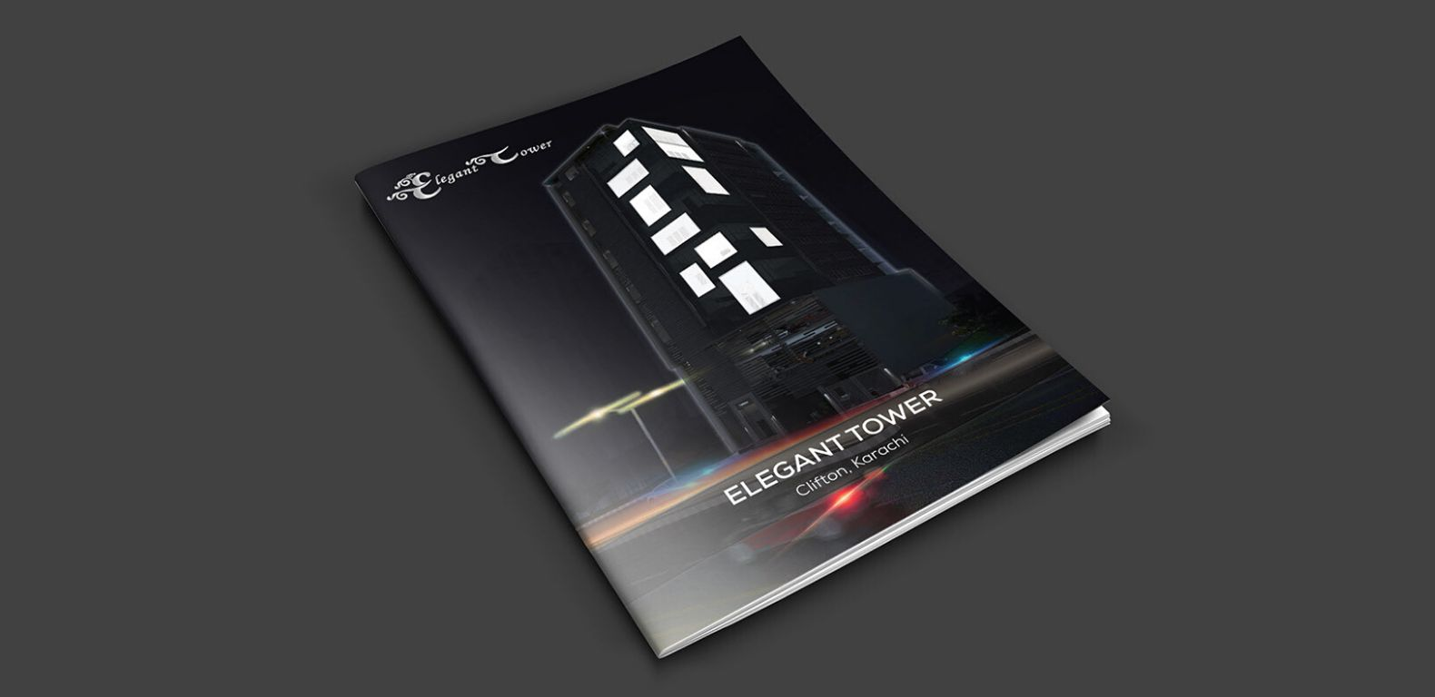 Centerspread-Brochure-design-elegant-towers