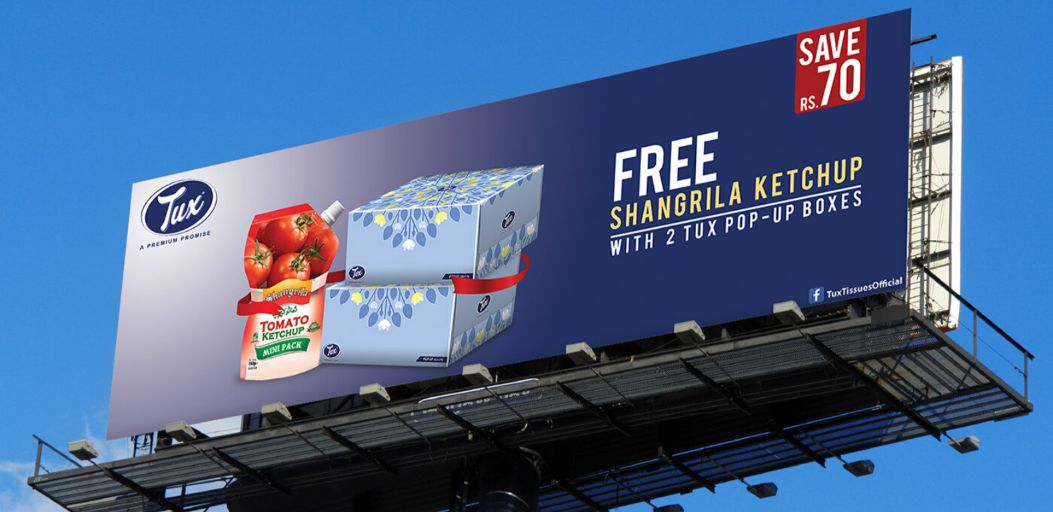 Centerspread-OOH-Advertising-Tux-Tissues