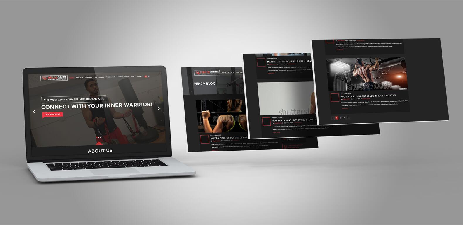 Website-Design-Development-Ninja-360-Grips