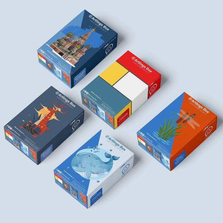 Modern-Packaging-Design-Centerspread