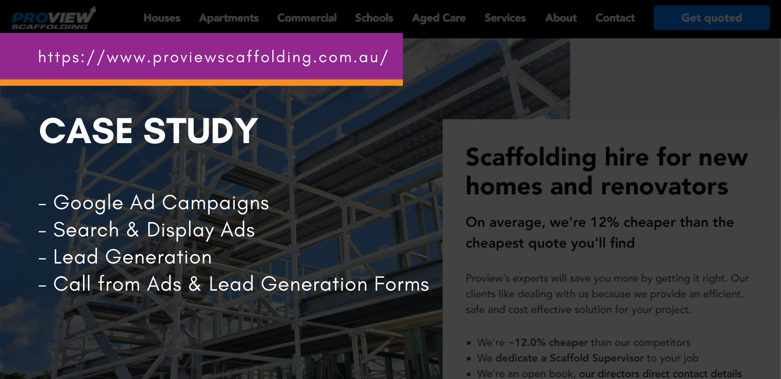 SEM-PPC-Proview-Scaffolding-Australia-Case-Study