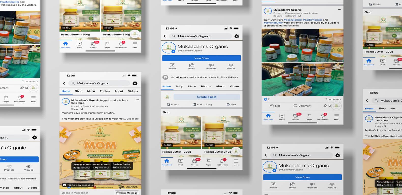 social-media-marketing-mukaadams-organic-facebook-feed-and-shop